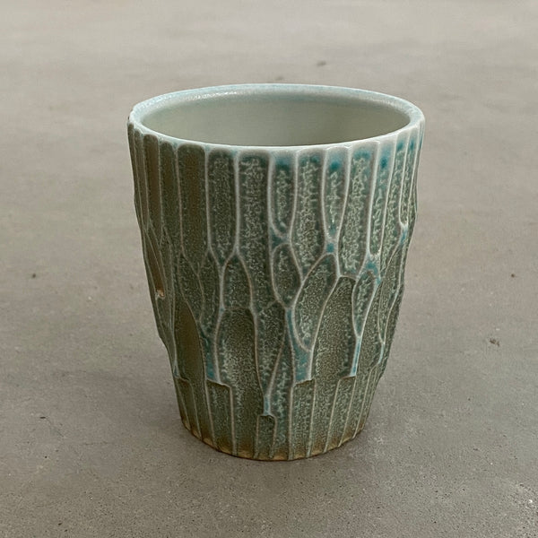 carved tumbler 20-3