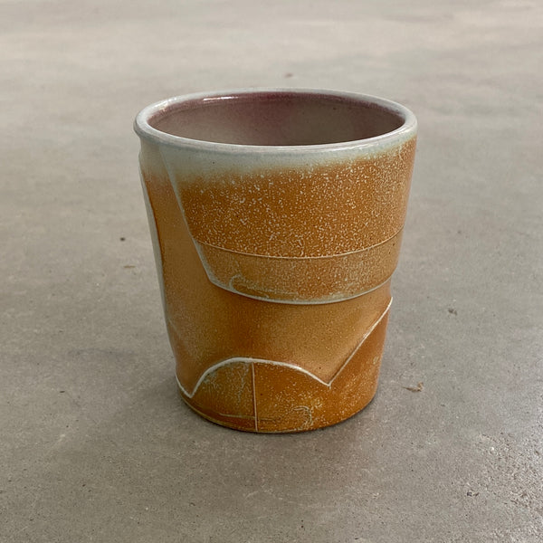 water carved tumbler 20-28