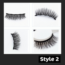 Load image into Gallery viewer, 3D 5 in 1 MAGNETIC EYELASH SET