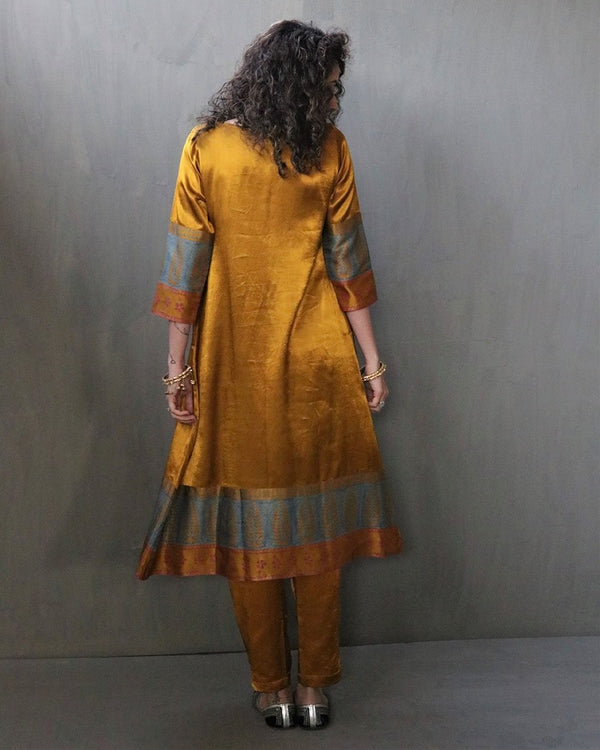 MASTURD MASHRU SILK BOTTOMS