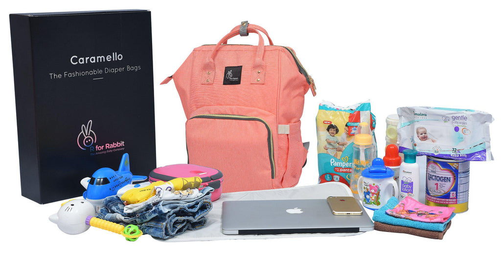 Multi functional Diaper Bags Changing the lives of moms