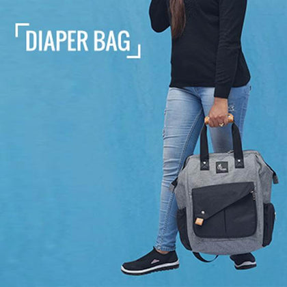 r for rabbit diaper bags or mother bags