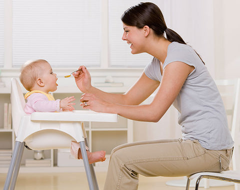 Baby High Chair - R for Rabbit Baby Products