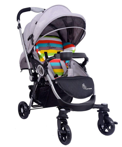 Chocolate Ride Baby Stroller & Pram - Premium & Stylish
