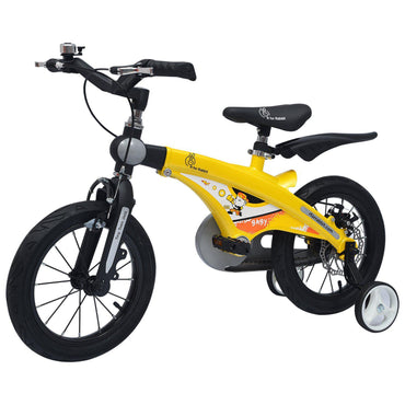 R for Rabbit Tiny Toes Jazz- The Smart Plug and Play Bicycle (14 inch/T - for 3-5 yrs)