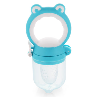 R for Rabbit First Feed Silicone Nibbler for Babies of 4 months Plus