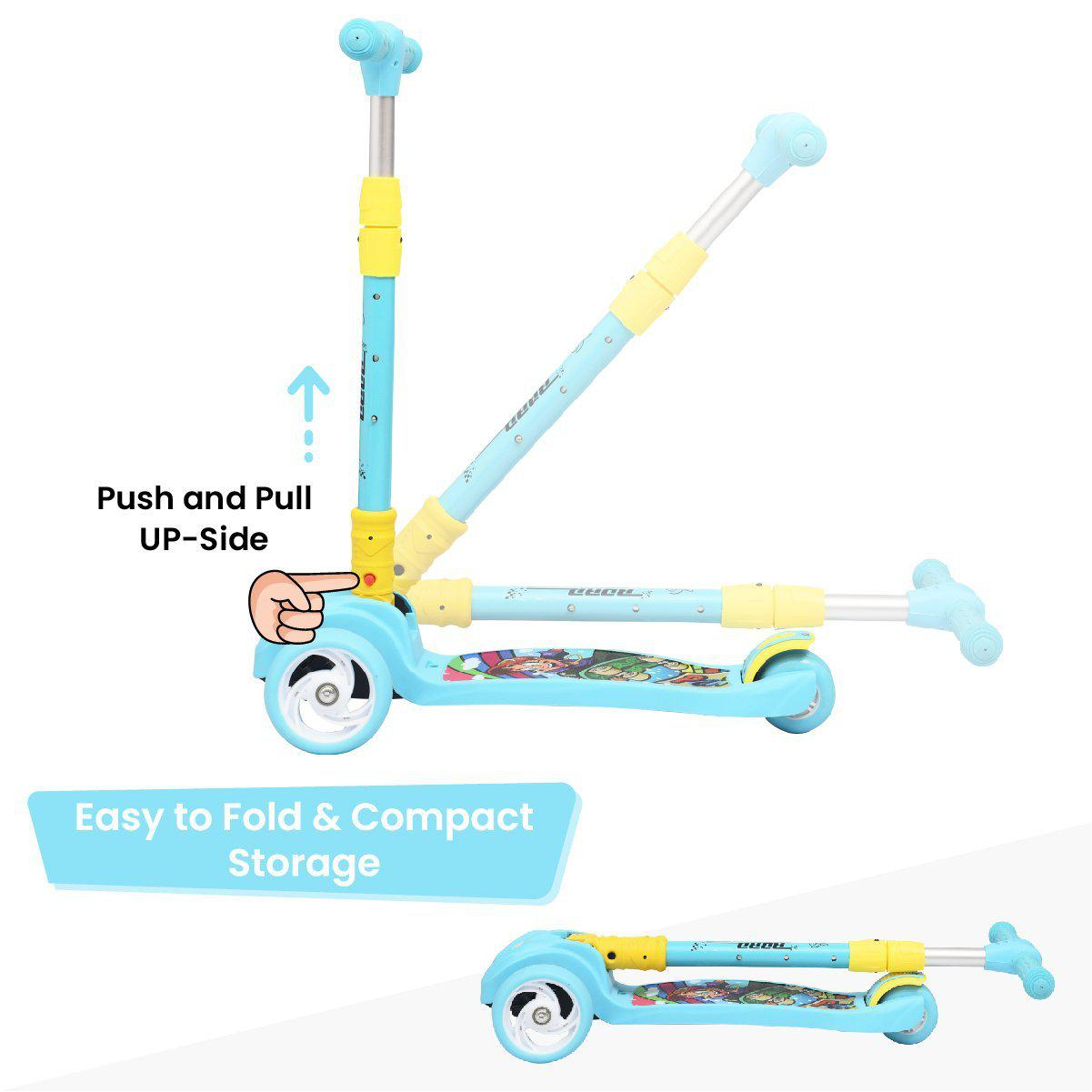 R for Rabbit Road Runner Scooter for Kids - The Smart Kick Scooter for Kids
