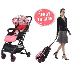 R for Rabbit Pocket Stroller Lite - The Most Portable Baby Stroller for New Born