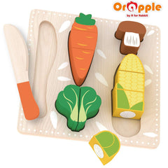 Orapple Vegetable Slicer Toy For Kids
