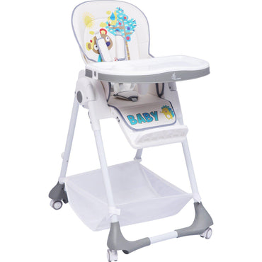 R for Rabbit Marshmallow - The Smart High Chair for Baby