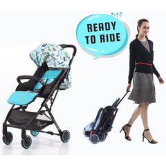 R for Rabbit Pocket Stroller Lite Most Portable Travel Friendly Baby Stroller and Pram for Babies