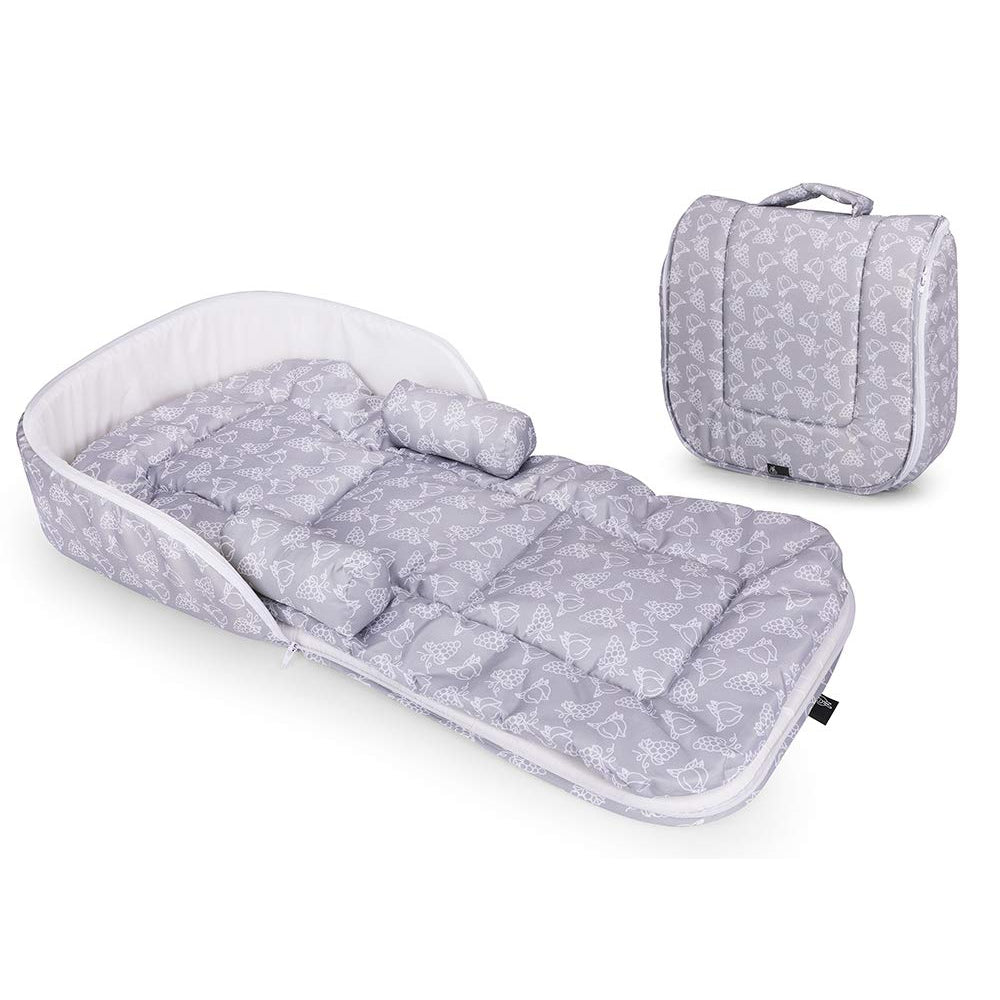 R for Rabbit Baby Nest Bedding Portable and Travel Friendly Toddler Bed