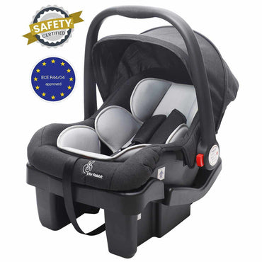R for Rabbit Picaboo Grand - Infant Car Seat Cum Carry Cot with Base
