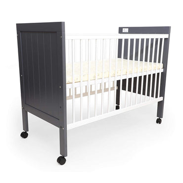 R for Rabbit Baby's Den Wooden Baby Cot