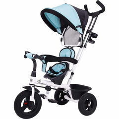 R for Rabbit Tiny Toes Striker - The Tricycle for Baby/ Kids with Striking Looks and Reversible Seat