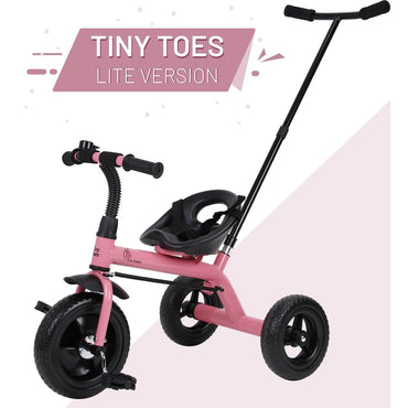 R for Rabbit Tiny Toes Lite - Smart Plug & Play Baby Tricycle for Kids for 1.5 to 5 Years