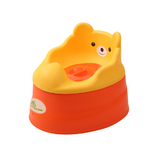 Tiny Tots – Adaptable Potty Training Seat (Orange Red) , Baby Potty Seat - R for Rabbit, R for Rabbit - The Amazing Baby Company - 2