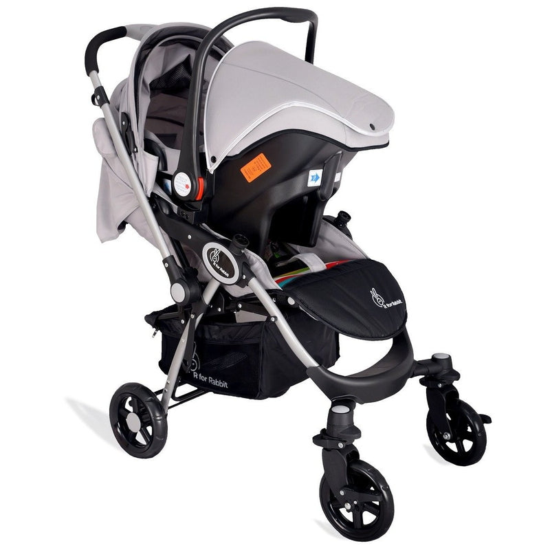 R for Rabbit Chocolate Ride Travel System , Travel System - R for Rabbit, R for Rabbit - The Amazing Baby Company - 2