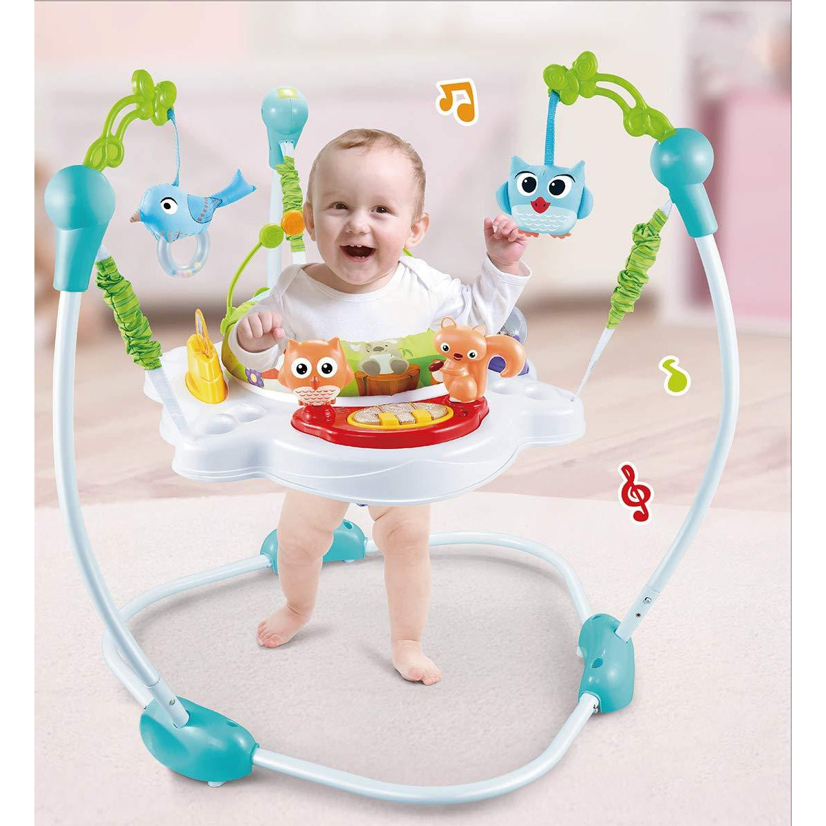 R for Rabbit Kangaroo Baby Jumper Bouncer - Multi Use Bouncing Jumper