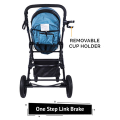 R for Rabbit Hokey Pokey Lite Baby Stroller And Pram