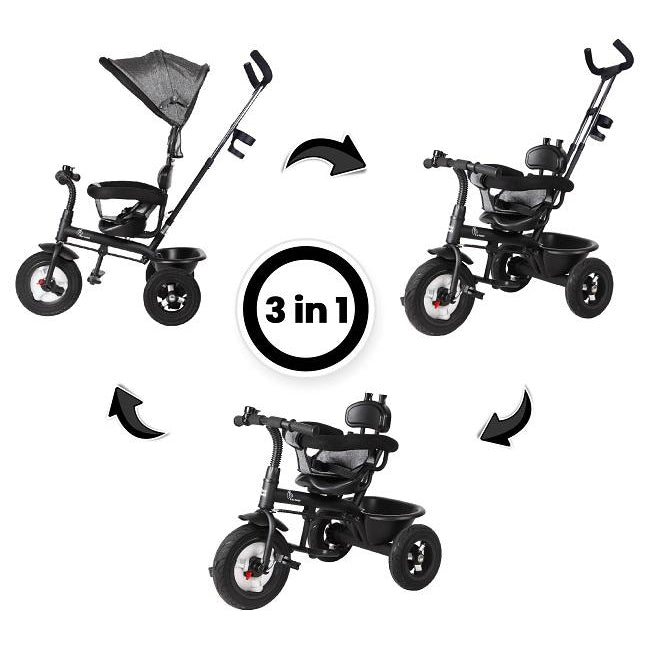 R for Rabbit Tiny Toes Sportz - The Stylish Plug N Play Tricycle For Babies