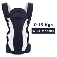 R for Rabbit Chubby Cheeks Ergonomic Baby Carrier Bags for New Born Babies