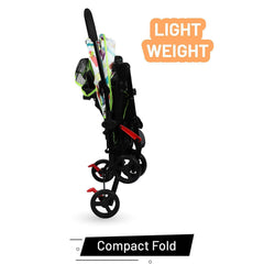 R for Rabbit Lollipop Plus Baby Stroller and Pram for kids of 0 to 3 Years