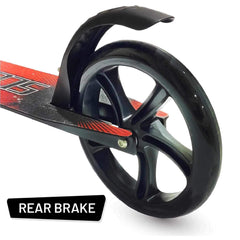 R for Rabbit Road Runner Grand - The Smart Kick Scooter for Kids (5-14 Years)
