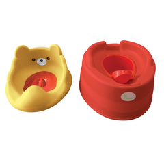 Tiny Tots – Adaptable Potty Training Seat (Orange Red) , Baby Potty Seat - R for Rabbit, R for Rabbit - The Amazing Baby Company - 6