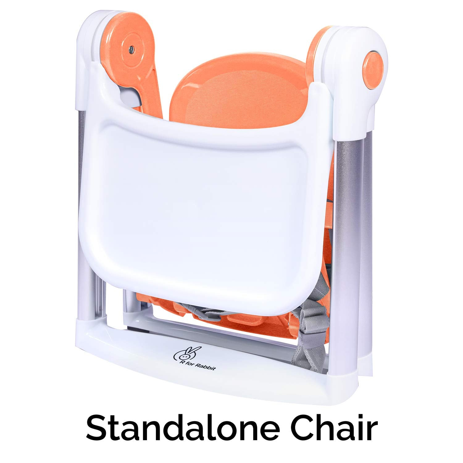 R for Rabbit Jelly Bean Booster High Chair|Seat for Baby's Dinner or Feeding Time