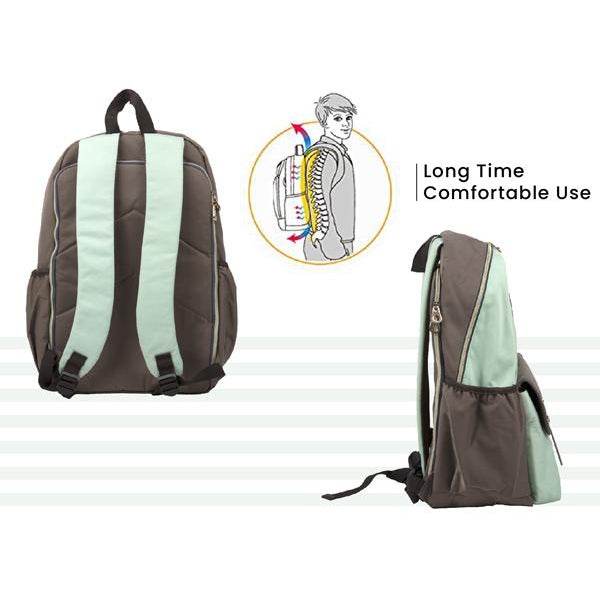 R for Rabbit Caramello Elite Back Pack Diaper Bag - Smart and Waterpoof Mother Bag