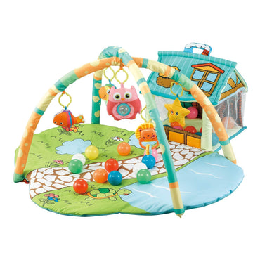R for Rabbit First Play House Play Gym  for 2 Month Plus Babies