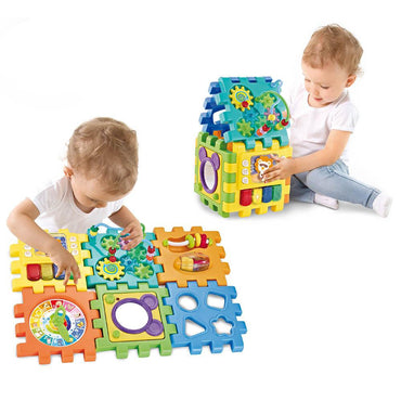 Orapple Toys Little Master Activity Cube