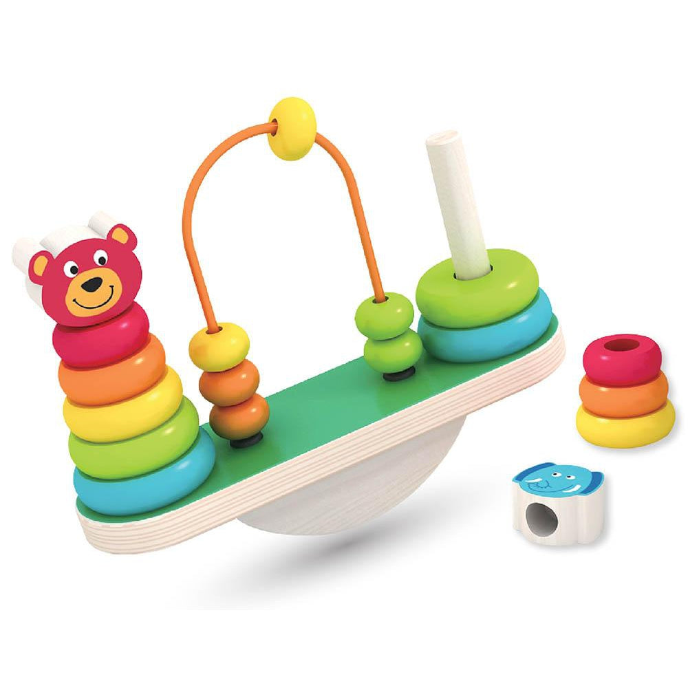 Orapple  See-Saw Balance Stacker Toy For Kids