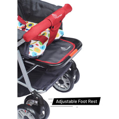 R for Rabbit Lollipop Lite Colorful Baby Stroller & Pram for Kids 0 to 3 years