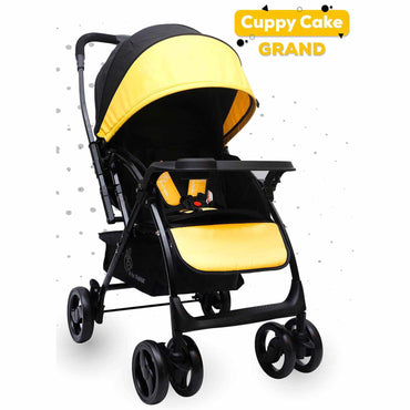 R for Rabbit Cuppy Cake Grand Baby Stroller-Smart & Elegant Stroller and Pram