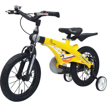 R for Rabbit Tiny Toes Jazz Plug and Play Kids Bicycle 16 inch/T  for 4 to 7 years