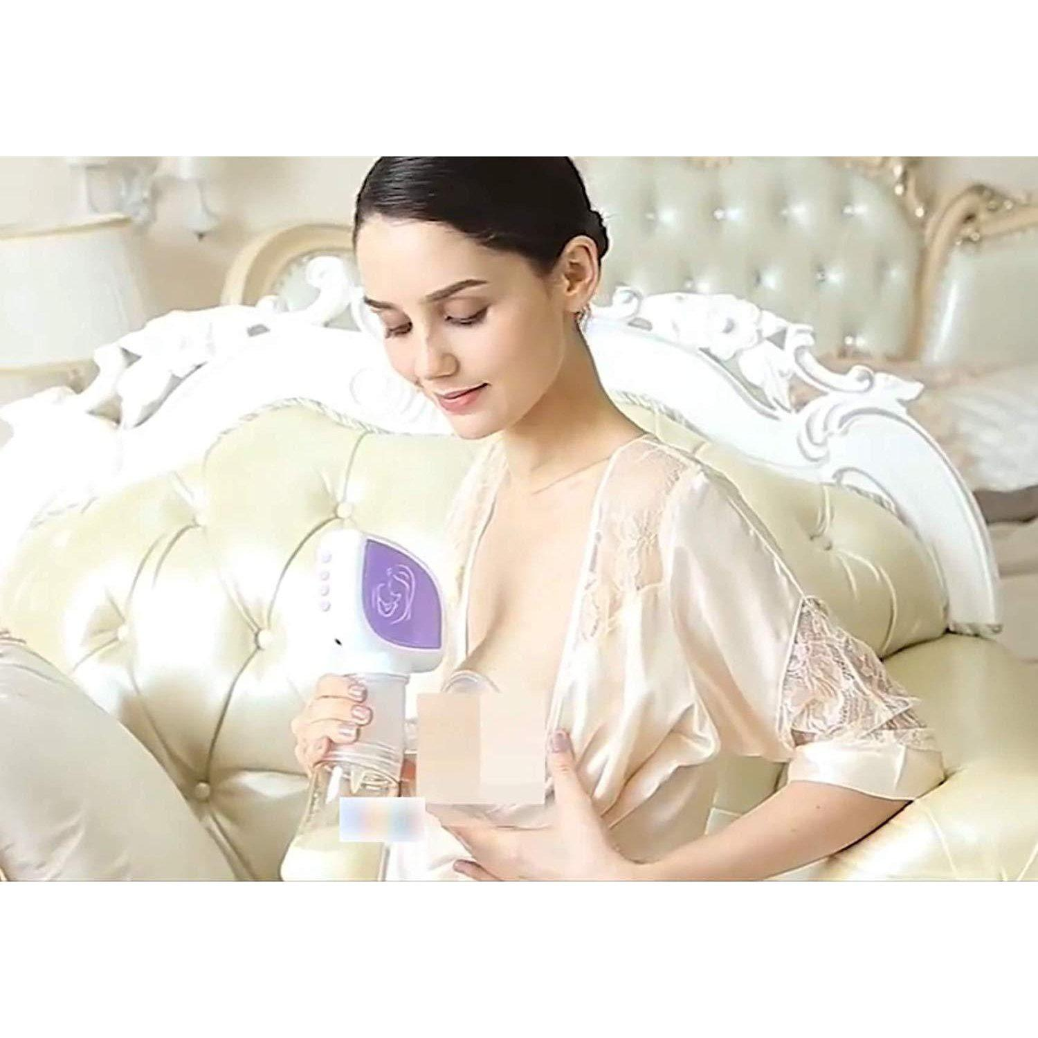 R For Rabbit First Feed Comfort Electric Breast Pump -8550
