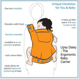 R for Rabbit Hug Me - The Ergonomic Baby Carrier , Baby Carrier - R for Rabbit, R for Rabbit - The Amazing Baby Company - 3
