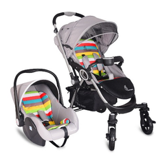 R for Rabbit Chocolate Ride Travel System , Travel System - R for Rabbit, R for Rabbit - The Amazing Baby Company - 1