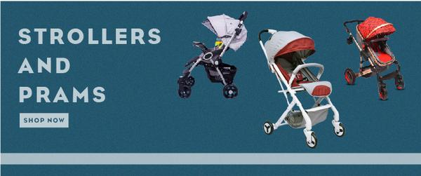 Buy stroller & prams for Baby