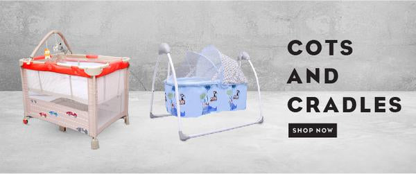 Buy Cots & cradle for new born baby