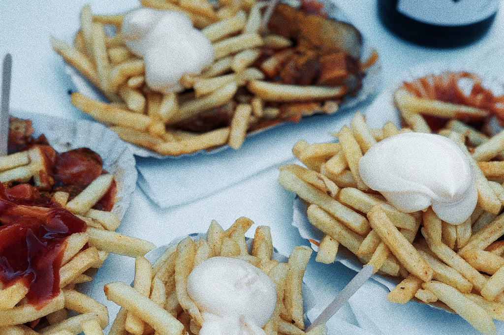 Food Friday Currywurst