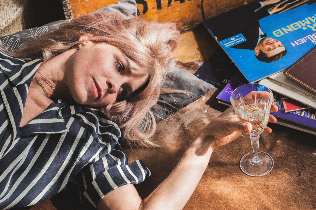 Wine Hangover Myths