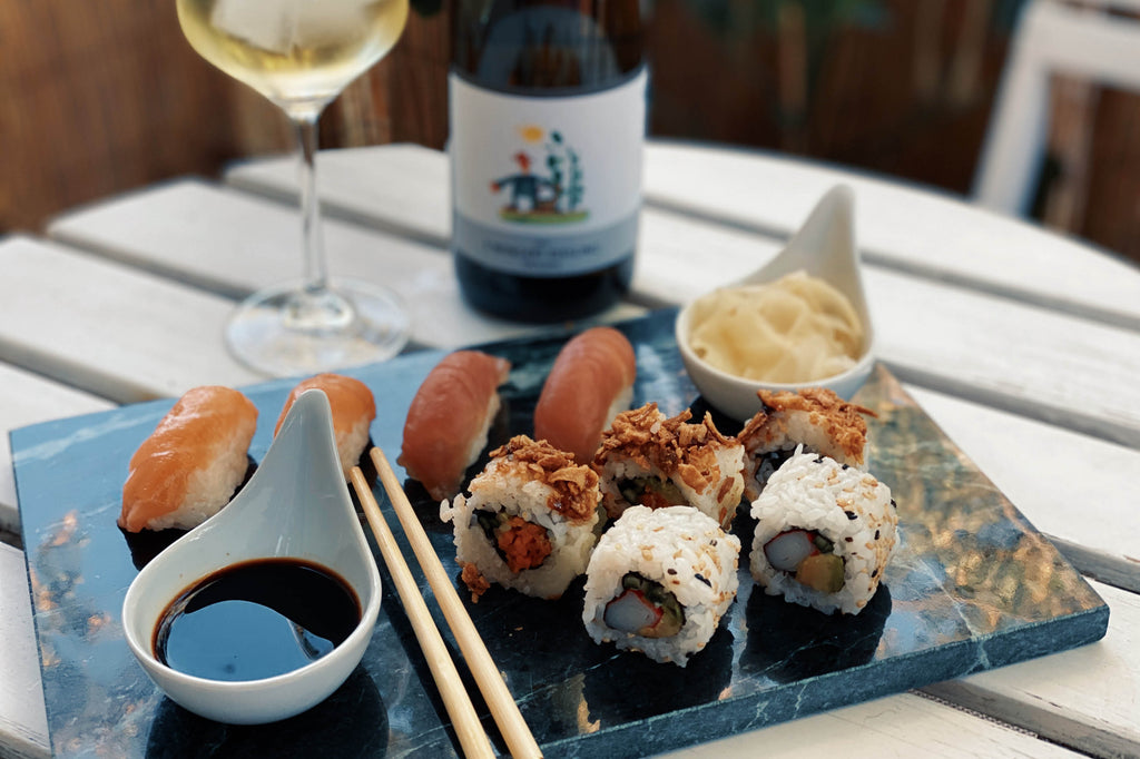 How to Pair Wine With Sushi