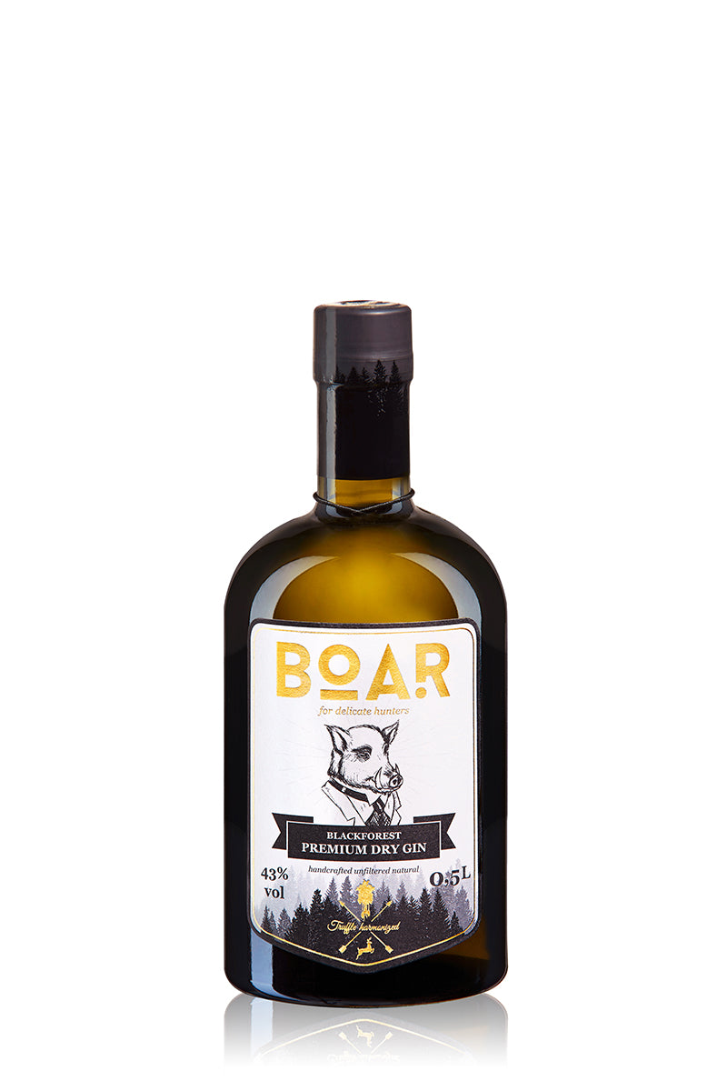 BOAR Blackforest Premium Dry Gin