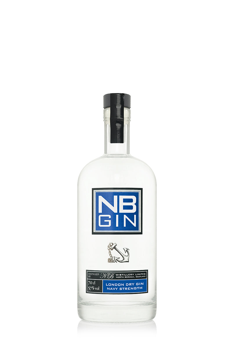 NB London Dry Gin Navy Strength