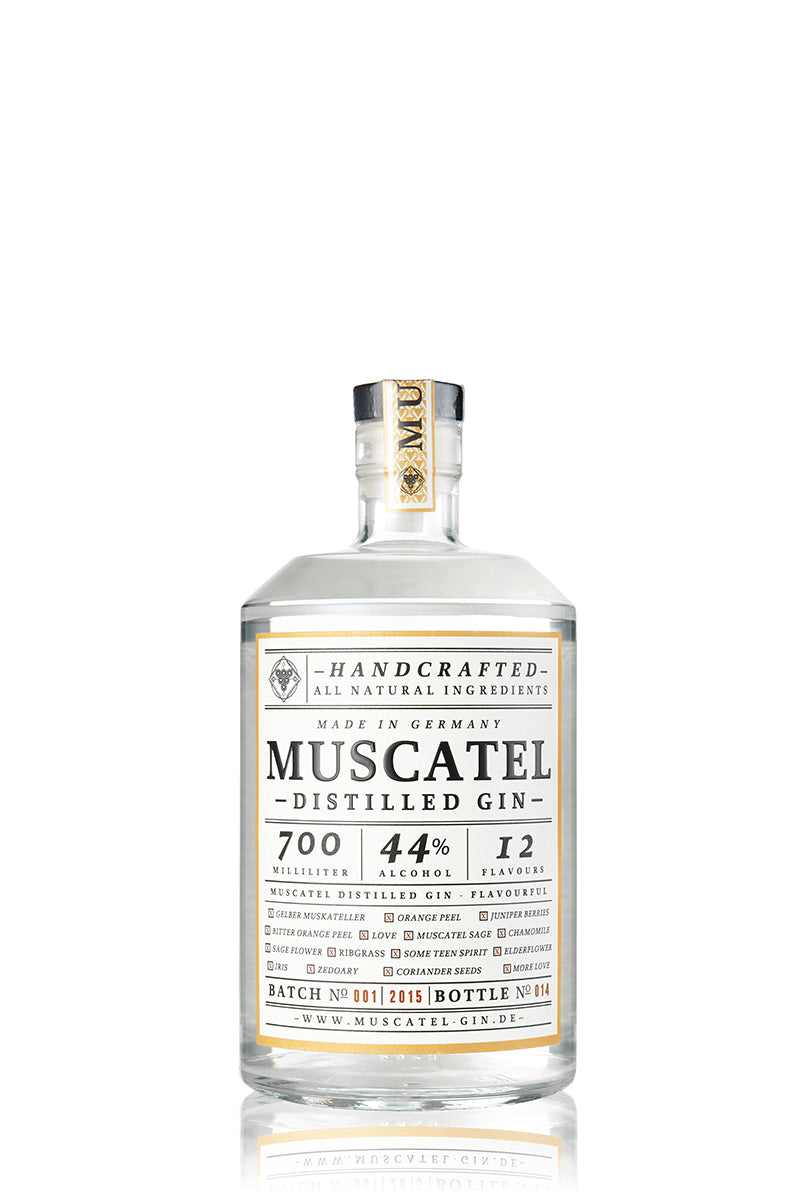 The Muscatel's Soul - Muscatel Distilled Gin