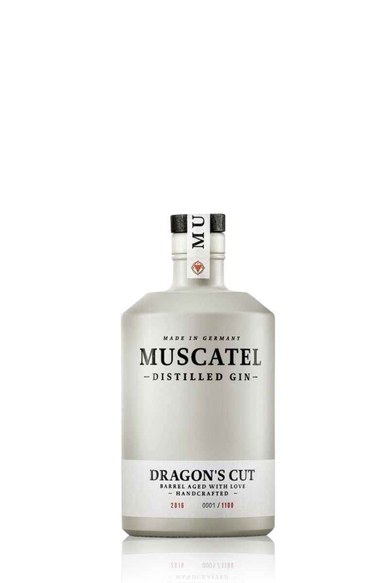 Muscatel Dragons Cut Gin