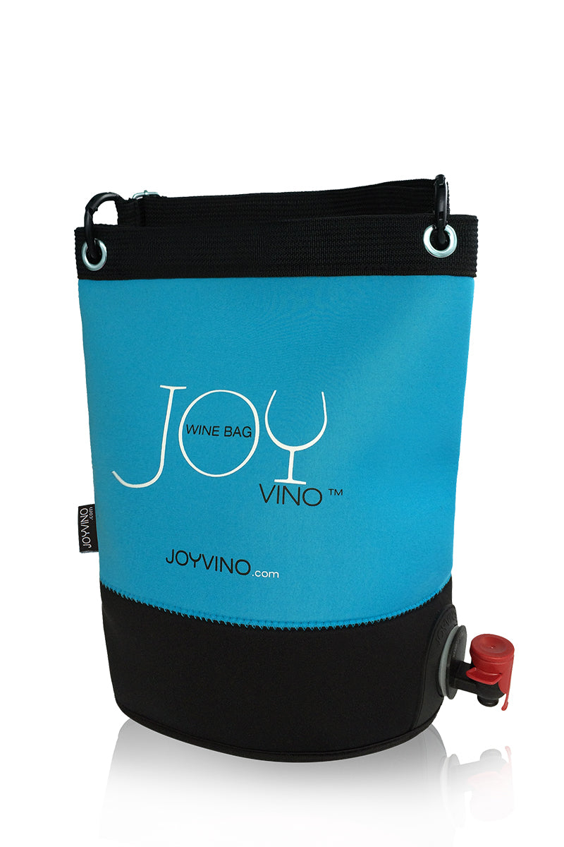 JOYVINO Outdoor Wine Bag (Blue)